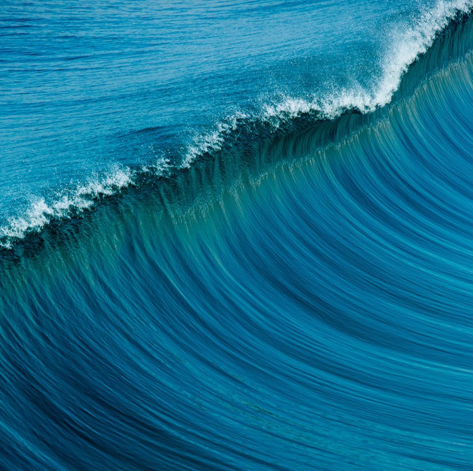 Power your performance Blue Wave