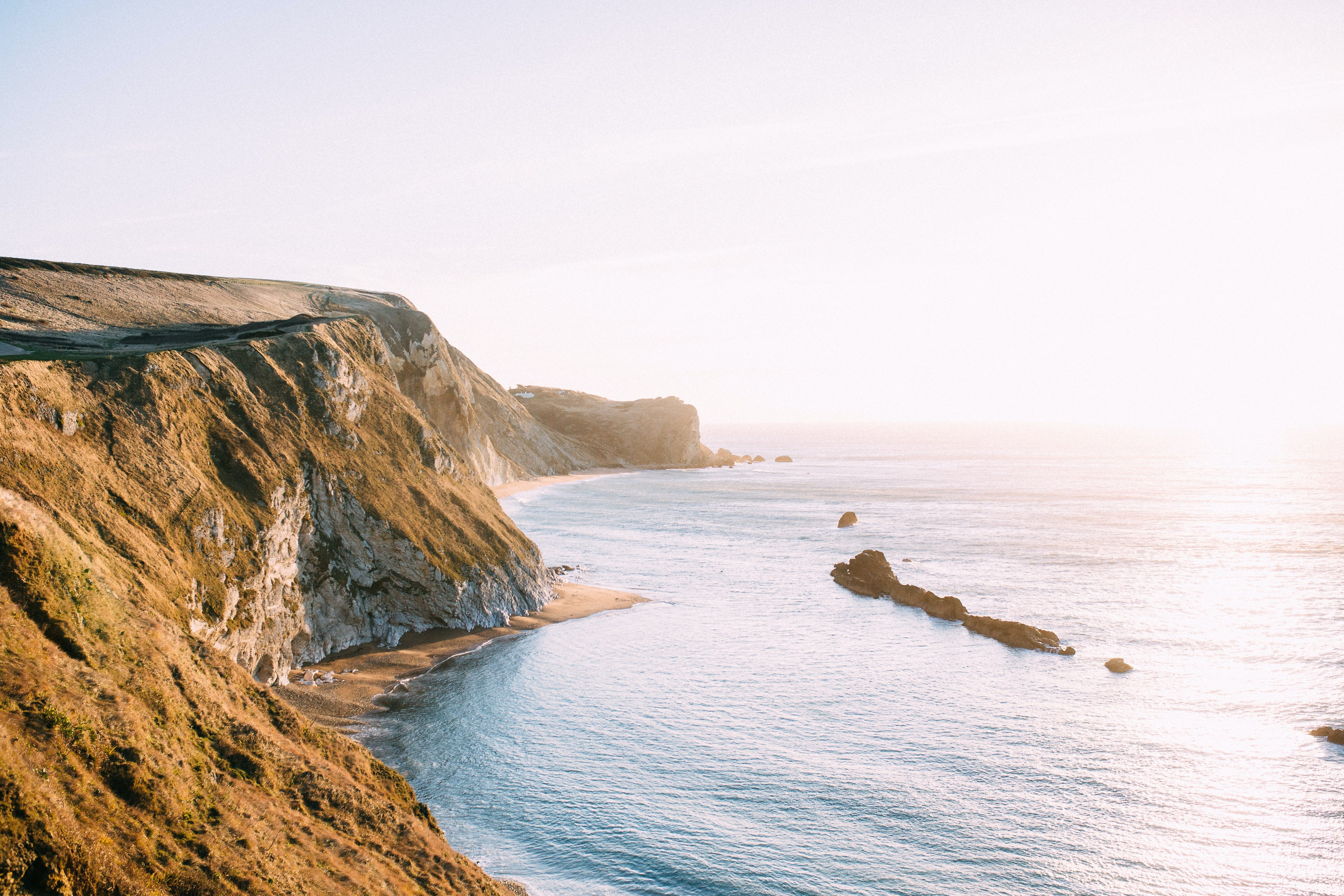 Cliffs Ocean Passion and Purpose